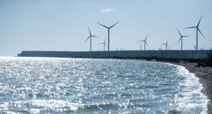 В Запорожской области компания ДТЭК инвестировала полмиллиарда евро в ветровую энергетику