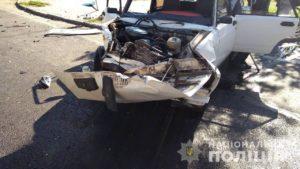 В Бердянске в результате ДТП перевернулся автомобиль с журналистами: пострадали две женщины - ФОТО