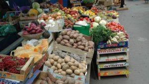 В Запорожье снова провели рейды по ликвидации стихийной торговли