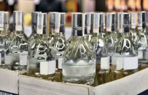 В Запорожской области изъяли фальсифицированный алкоголь почти на 16 миллионов гривен