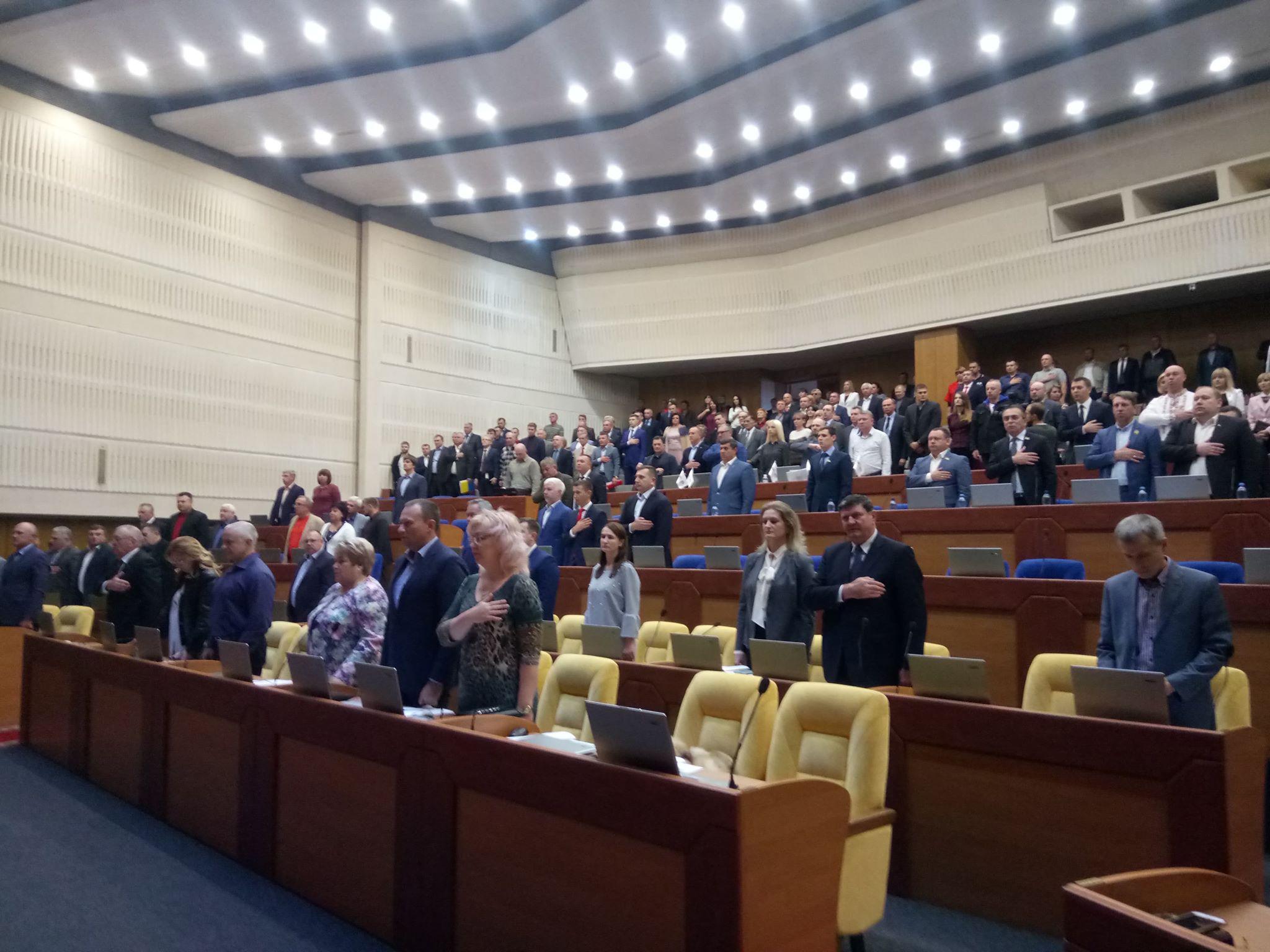 Депутаты Запорожского облсовета собрались на сентябрьскую сессию, чтобы распределить бюджет - ФОТО