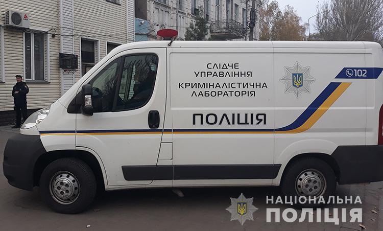 В Запорожской области возле магазина обнаружили труп мужчины