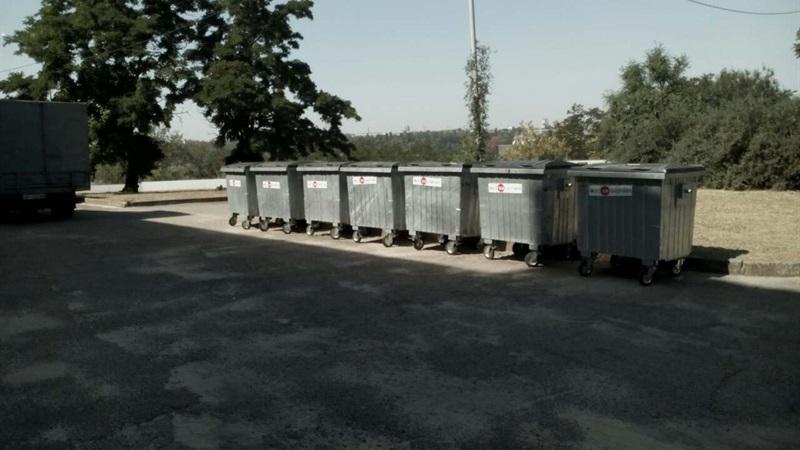 В Запорожье на Покровской ярмарке поставят пятьдесят мусорных баков