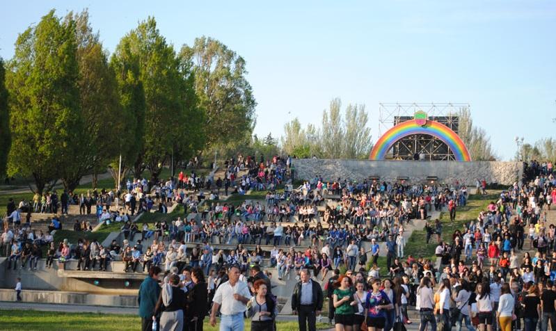 ПразднованиеДня города и Дня защитника Украины в Запорожье: полная программа мероприятий