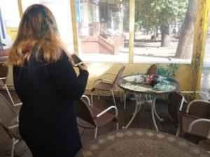 В Запорожье активисты облили зеленкой организаторов акции «Полк Победы» - ФОТО, ВИДЕО