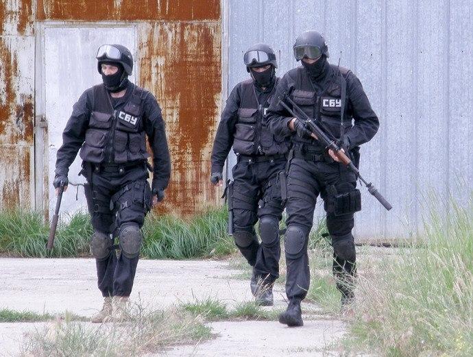 В Запорожской области правоохранители «обезвредили» террористов и спасли заложников