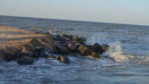 В 58 километрах от Бердянска в Азовском море зафиксировали землетрясение