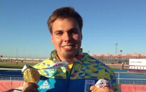 Запорожец Михаил Кохан завоевал золото на юношеской Олимпиаде в Буэнос-Айресе