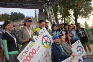 В Запорожье наградили победителей шоссейной гонки и кросс-кантри – ФОТО