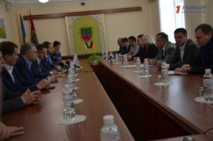 В Запорожье немецкая делегация обсудила пути партнерства в промышленности, образовании и туризме