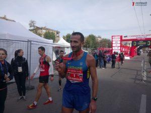 Победитель Запорожского полумарафона рассказал, что помогло ему преодолеть дистанцию - ФОТО