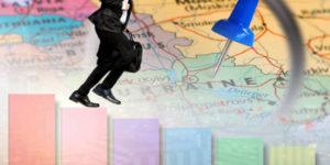 Запорожскую область признали худшей в Украине для ведения бизнеса