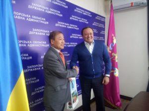 Корейская компания заявила о намерении построить в Запорожской области мусороперерабатывающий завод - ФОТО