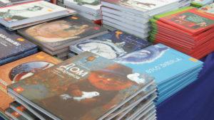 Фильмы, лекции, концерты и литература: как в Запорожье прошел второй день «Книжной толоки» - ФОТО