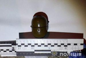 Житель Запорожья разгуливал по городу с боевыми гранатами и патронами – ФОТО