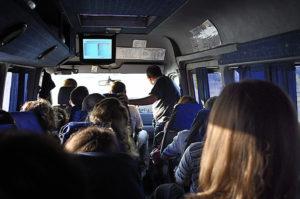 В каком городе Украины самый дорогой общественный транспорт – инфографика