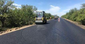 В Запорожской области чиновники из Службы автодорог готовы отдать 643 миллиона гривен за ремонт дороги Васильевка-Бердянск