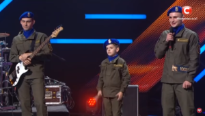 Военный коллектив из Запорожья и 10-летний барабанщик покорили судей «Х-фактора» - ФОТО, ВИДЕО