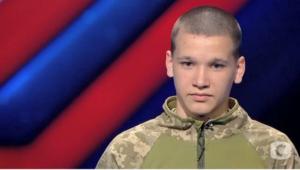 Подросток из Запорожской области удивил судей Х-фактора своей авторской песней про Украину – ФОТО, ВИДЕО