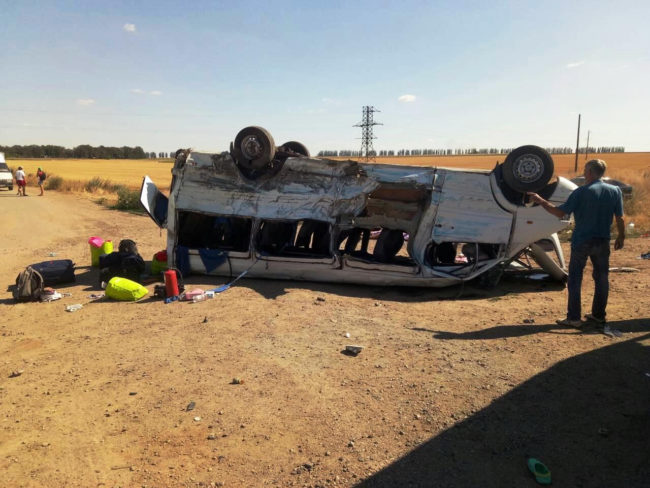 В Запорожье умер еще один пассажир маршрутки, попавшей в жуткое ДТП под Запорожьем