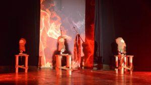 Запорожцев приглашают на моноспектакль «Ответка»