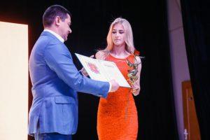 В Запорожье наградили финалистов областного конкурса