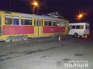 Полиция прокомментировала ДТП с трамваем в Шевченковском районе: пострадали девять человек - ФОТО