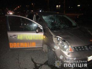 В центре Запорожья автомобиль автошколы насмерть сбил пешехода - ФОТО