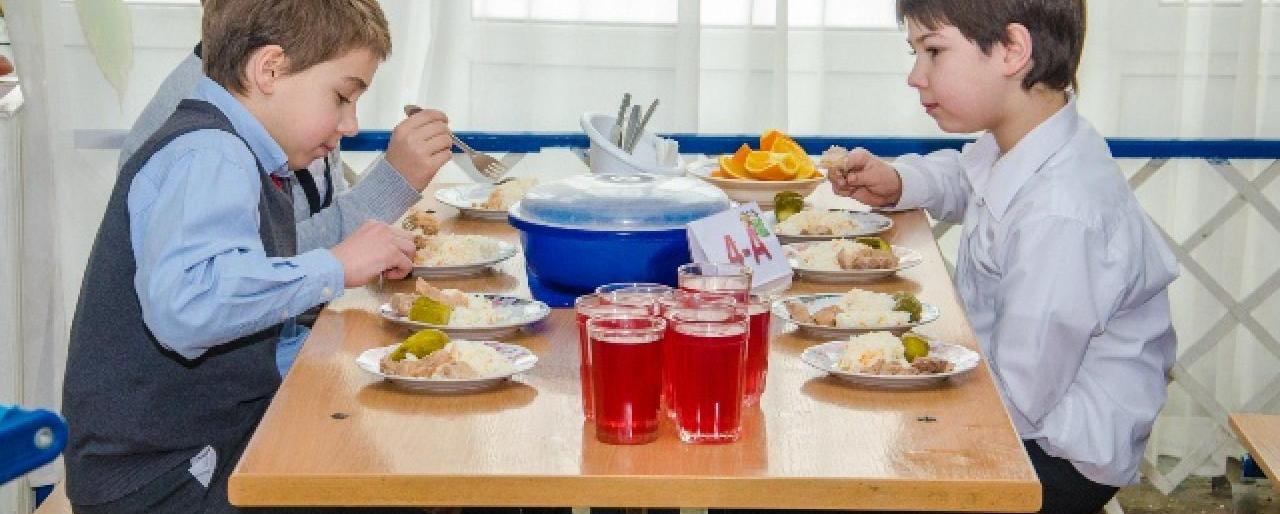 В Запорожье отменили бесплатное питание для школьников 1-4 классов