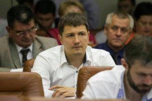 Еще один запорожский депутат вышел из состава фракции «Укроп» в горсовете