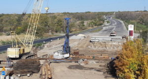 На запорожской трассе продолжается ремонт моста через реку Сухая Балка: какие работы уже сделали - ФОТО
