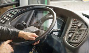 В Запорожье в автобусе скончался водитель