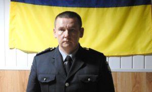Хортицкое отделение полиции получило нового начальника