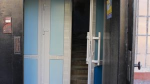 В Заводском районе Запорожья проводят капремонт трех девятиэтажек - ФОТО