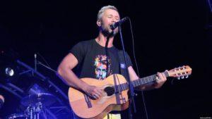 Самый ротируемый артист Украины в 2018 году Сергей Бабкин выступит в Запорожье