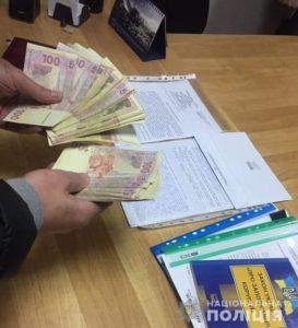 В Запорожской области владелец нелегальной автозаправки пытался «отмазаться» от полиции через взятку - ФОТО