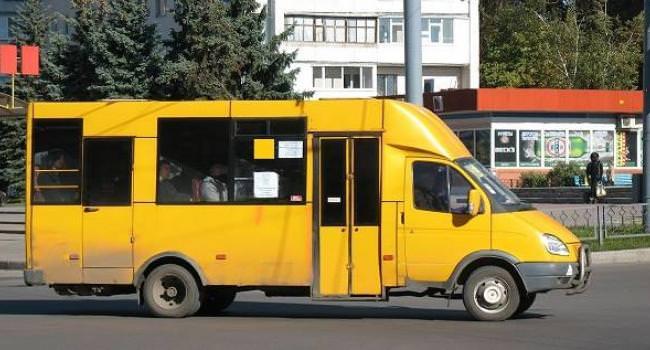 У Запоріжжі водій маршрутки знущався над пенсіонеркою, що намагалася проїхати за льготами