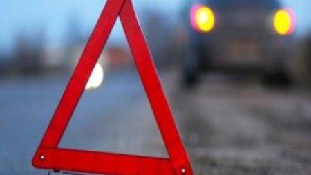 В Запорожье на трассе маршрутка насмерть сбила мужчину - ФОТО