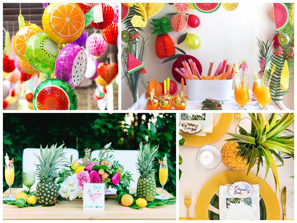 Гавайская вечеринка в любое время года