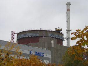 На Запорожской АЭС после завершения ремонта подключили к сети первый энергоблок