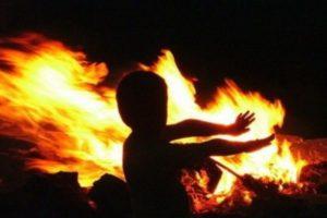 Запорожская полиция завела уголовное дело по факту гибели троих маленьких детей