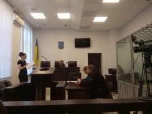В Запорожье подозреваемый в нападении на участников «радужного флешмоба» заявил, что не признает свою вину - ФОТО