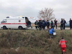 В Запорожской области произошло жуткое ДТП: один человек погиб и четверо пострадали - ФОТО