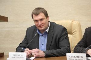 Запорожский губернатор представил своего нового заместителя - ВИДЕО