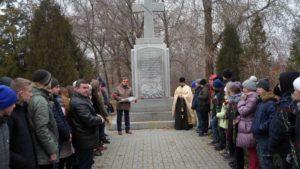 В Запорожье состоялся митинг-реквием, посвященный памяти жертв Голодоморов