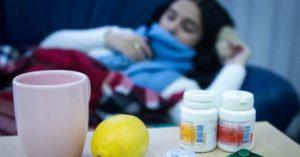 В Запорожье за неделю гриппом и ОРВИ заболели 3,2 тысячи человек