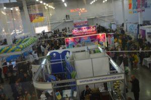 В Запорожье почти 50 вузов приняли участие в ежегодной «Ярмарке вакансий» - ФОТО