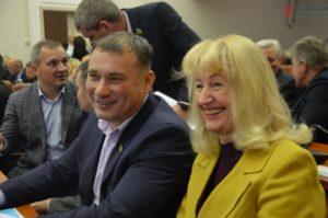 Сессия Запорожского городского совета в лицах – ФОТО