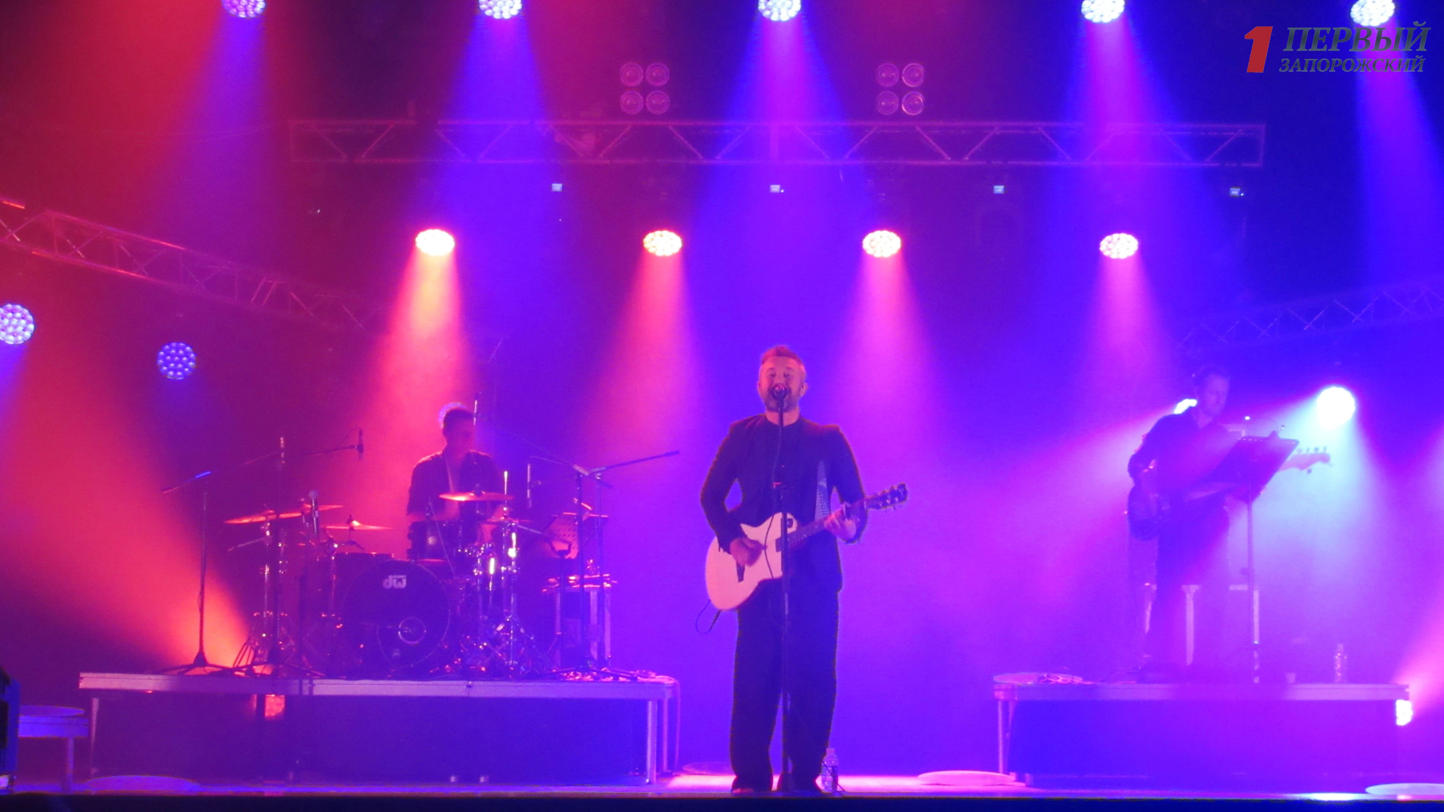 Трогательно, душевно и тепло: Сергей Бабкин начал гастрольный тур с презентацией альбома «Музасфера» в Запорожье – ФОТО, ВИДЕО