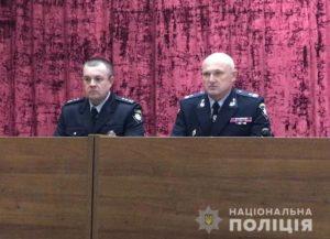 В Запорожье назначили нового начальника Днепровского отделения полиции - ФОТО